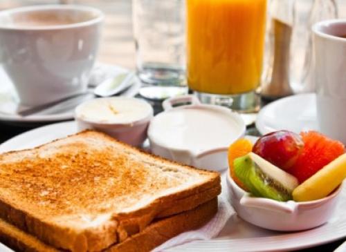 Continental Breakfast £10.00