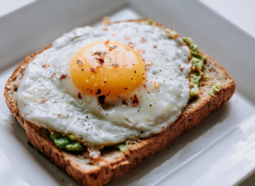 Egg on Toast £4.95