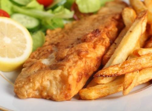 Fish & Chips £9.95
